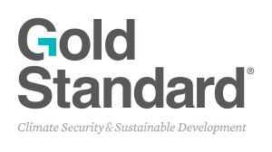 Gold Standard logo, Climate Security & Sustainable Development